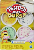 Wholesalers of Play-doh Color Burst Ast toys image 2