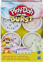 Wholesalers of Play-doh Color Burst Ast toys image 3