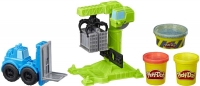 Wholesalers of Play Doh Crane Forklift toys image 2