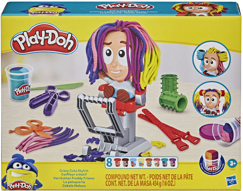 Wholesalers of Play-doh Crazy Cuts Stylist toys