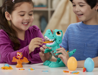 Wholesalers of Play-doh Crunchin T Rex toys image 3