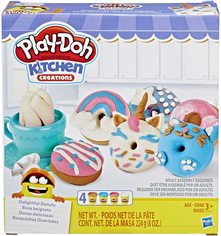 Wholesalers of Play-doh Delightful Donuts toys