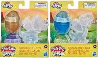 Wholesalers of Play-doh Dino Bones Eggs Ast toys image