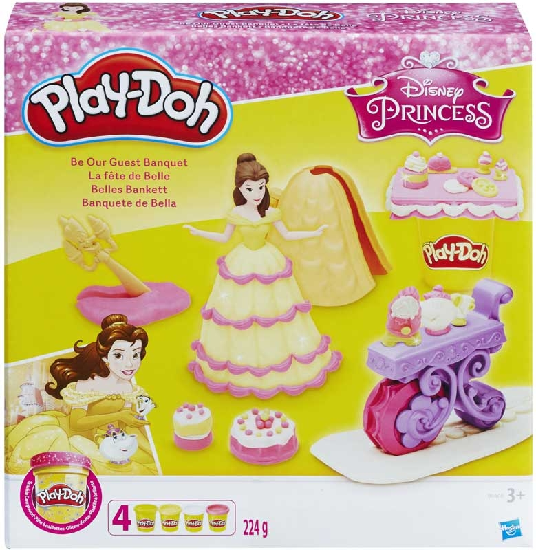 Wholesalers of Play-doh Disney Princess Be Our Guest Banquet toys