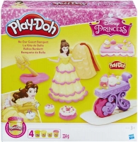 Wholesalers of Play-doh Disney Princess Be Our Guest Banquet toys image