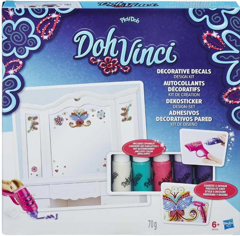 Wholesalers of Play-doh Dohvinci Decoratice Decals Design Kit toys