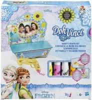 Wholesalers of Play-doh Dohvinci Frozen Vanity Frame Kit toys image