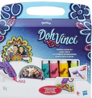 Wholesalers of Play-doh Dohvinci Sparkle Frame Kit toys image