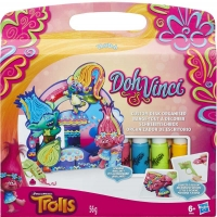 Wholesalers of Play Doh Dohvinci Trolls Custom Desk Organizer toys image