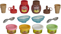 Wholesalers of Play-doh Double Drizzle Ice Cream Playset toys image 2