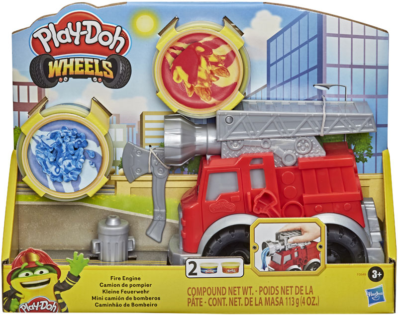 Wholesalers of Play-doh Fire Engine toys