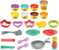 Wholesalers of Play-doh Flip N Pancakes Playset toys image 2