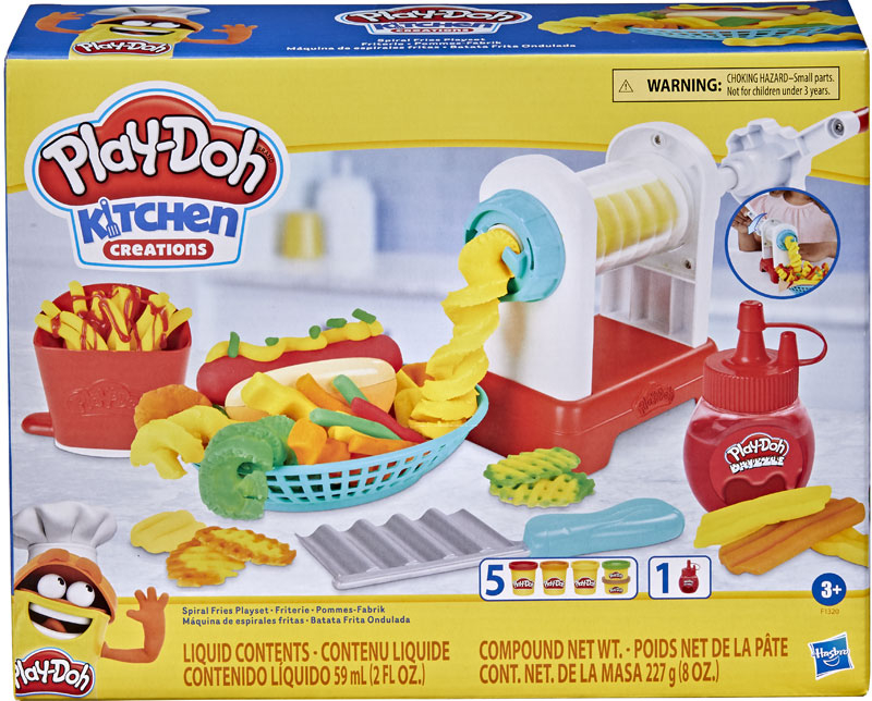 Wholesalers of Play-doh Fries toys