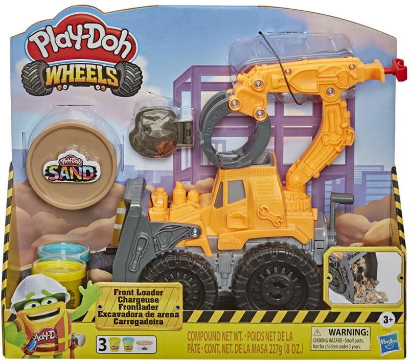 Wholesalers of Play-doh Front Loader toys