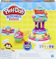 Wholesalers of Play Doh Frost N Fun Cakes toys image