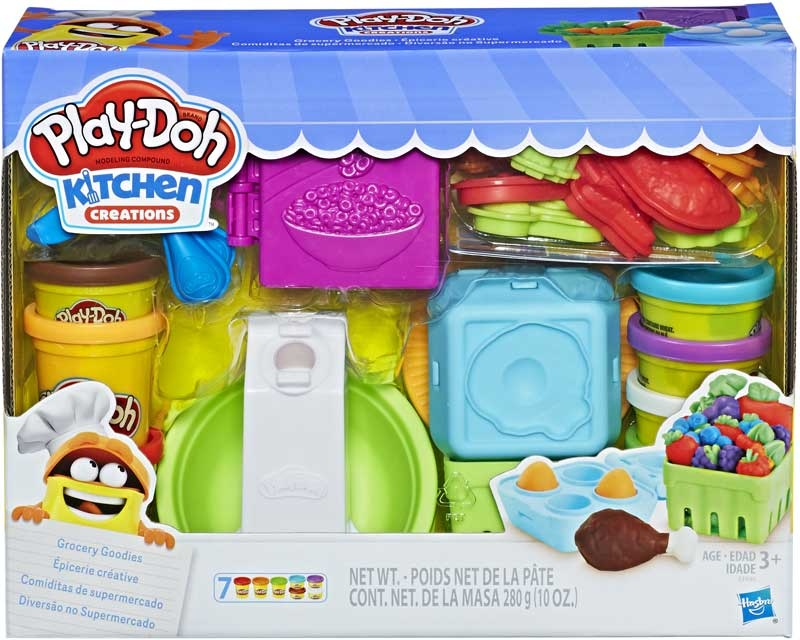 Wholesalers of Play Doh Grocery Goodies toys