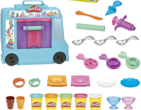Wholesalers of Play-doh Ice Cream Truck Playset toys image 2