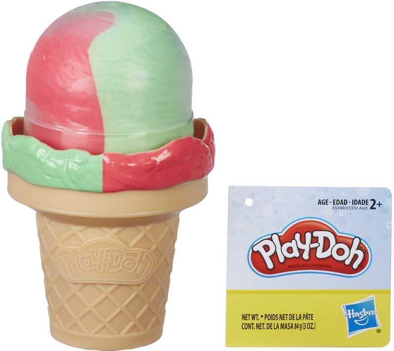 Wholesalers of Play Doh Ice Pop N Cones Asst toys