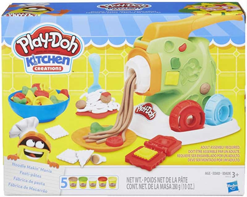 Wholesalers of Play-doh Kitchen Creations Noodle Makin Mania toys