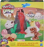 Wholesalers of Play-doh Lava Bones Island toys image