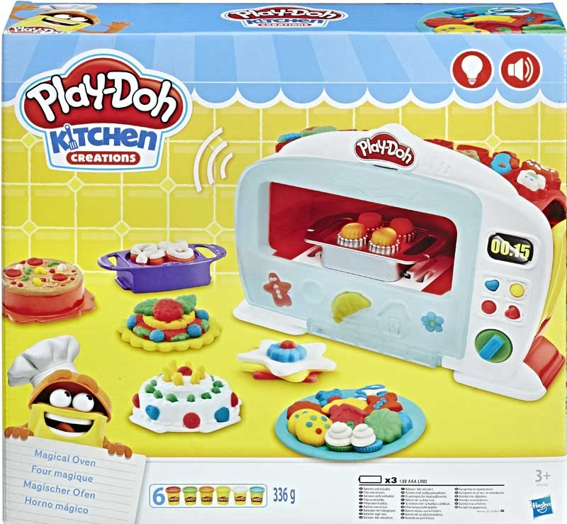 Wholesalers of Play Doh Magic Oven toys