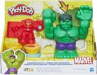 Wholesalers of Play Doh Marvel Hulkbuster Battle toys image