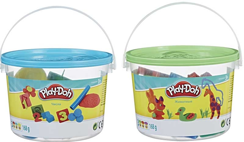 Wholesalers of Play-doh Mini Bucket Asst toys