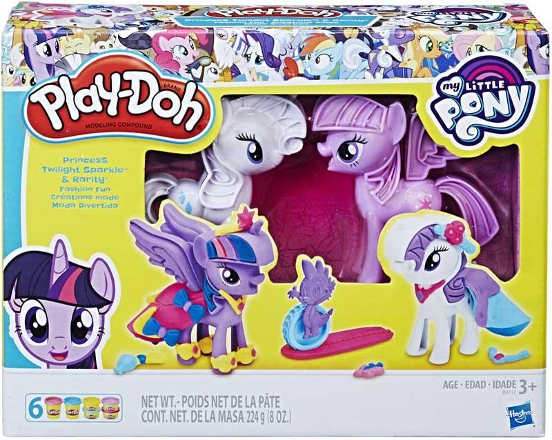 Play Doh My Little Pony Fashion Fun Wholesale