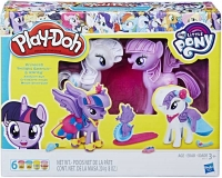 Wholesalers of Play Doh My Little Pony Fashion Fun toys image