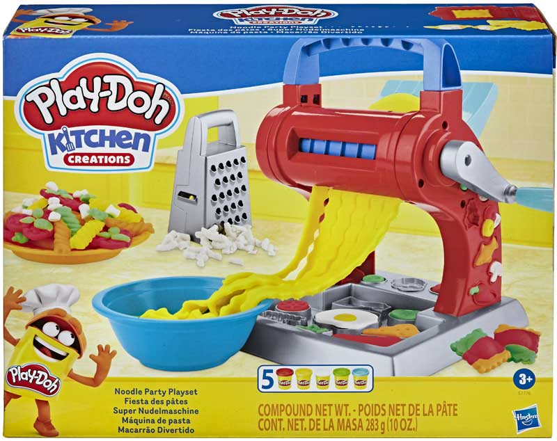 Wholesalers of Play-doh Noodle Party Playset toys