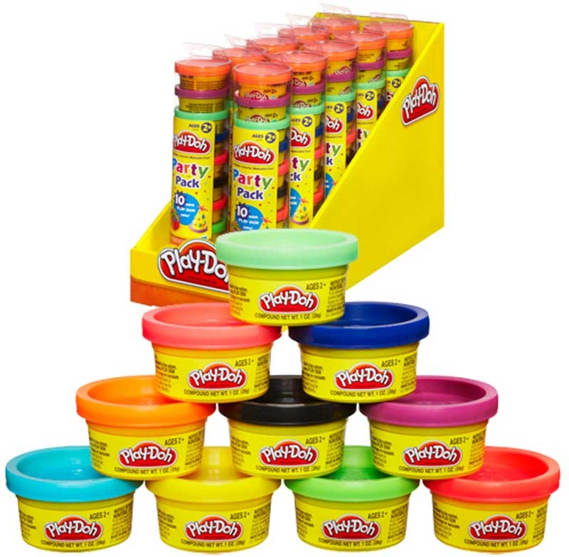 Wholesalers of Play-doh Party Pack toys