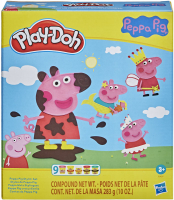 Wholesalers of Play-doh Peppa Pig Stylin Set toys image