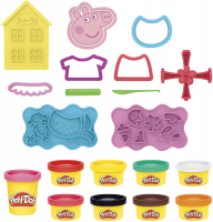 Wholesalers of Play-doh Peppa Pig Stylin Set toys image 2