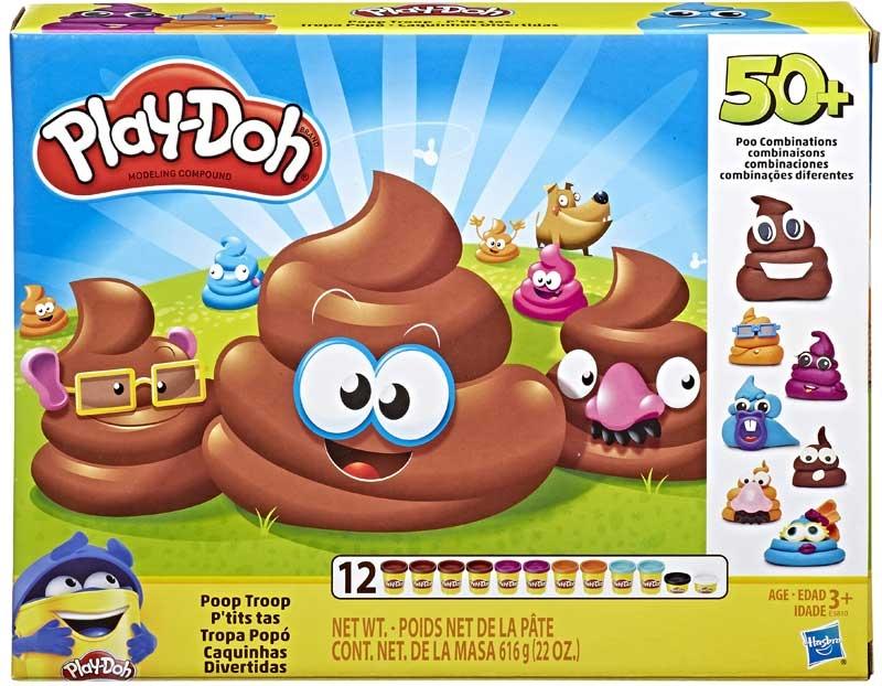 Wholesalers of Play Doh Poop Troop toys