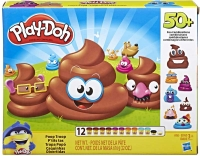 Wholesalers of Play Doh Poop Troop toys image