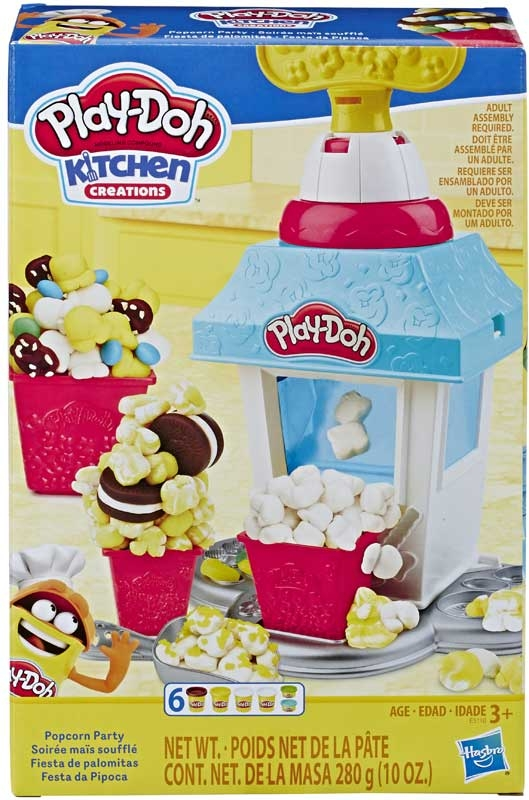 Wholesalers of Play Doh Popcorn Party toys