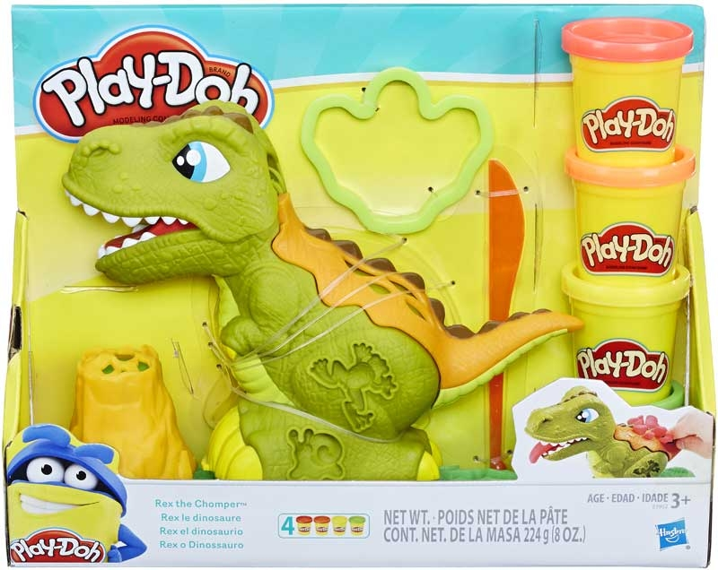 Wholesalers of Play Doh Rex The Chomper toys
