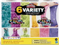 Wholesalers of Play-doh Sand Variety Pack toys image