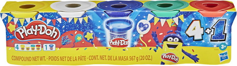 Wholesalers of Play-doh Sapphire Celebration Pack toys
