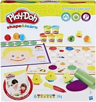 Wholesalers of Play-doh Shape And Learn Letters And Language toys image