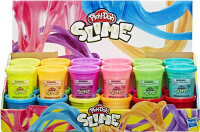 Wholesalers of Play-doh Slime Single Can Ast toys image