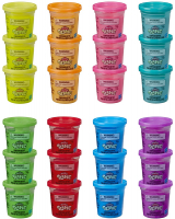 Wholesalers of Play-doh Slime Single Can Ast toys image 2