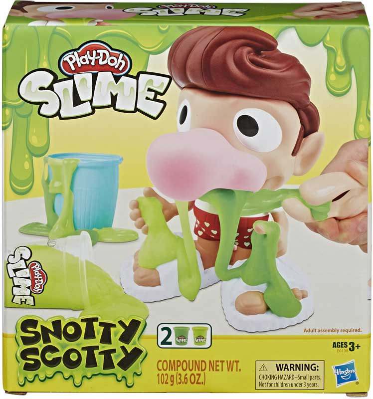Wholesalers of Play-doh Snotty Scotty toys