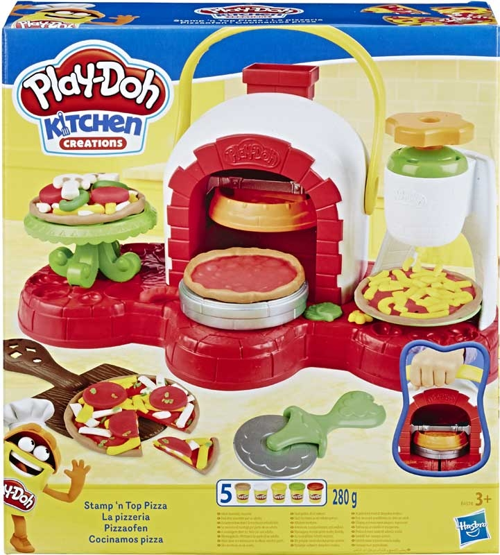 Wholesalers of Play Doh Spin N Top Pizza toys