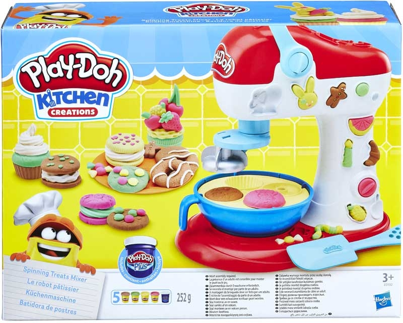 Wholesalers of Play Doh Spinning Treats Mixer toys