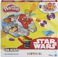 Wholesalers of Play-doh Star Wars Millenium Falcon toys image