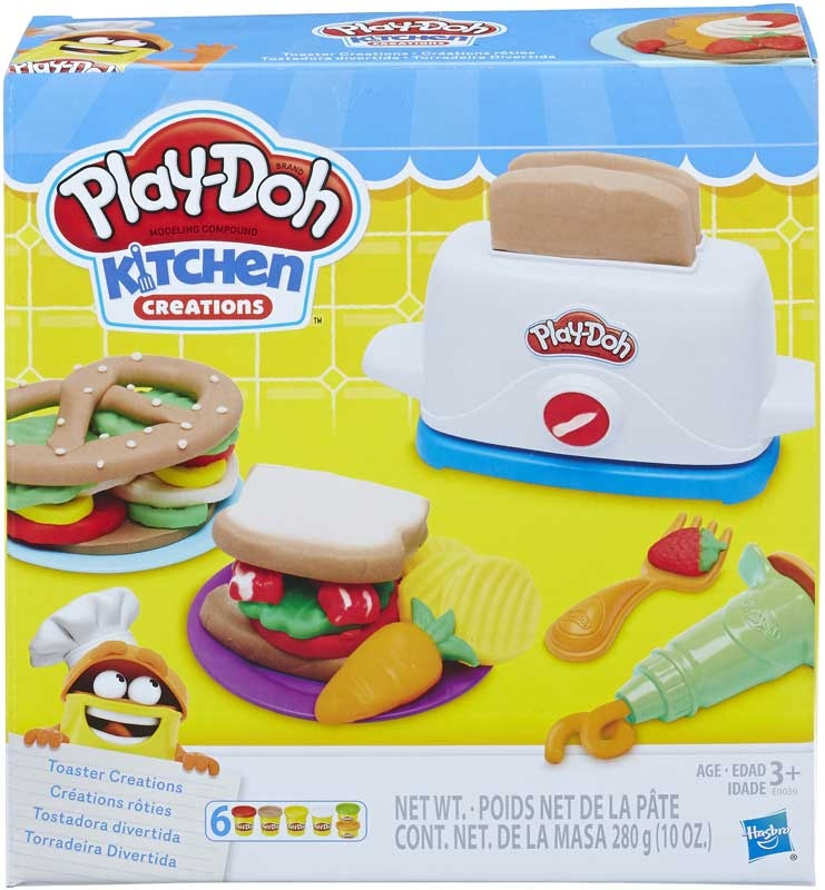 Wholesalers of Play Doh Toaster Creations toys