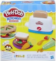 Wholesalers of Play Doh Toaster Creations toys Tmb