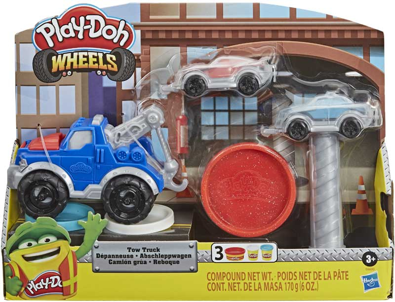 Wholesalers of Play Doh Tow Truck toys