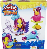 Wholesalers of Play-doh Town Figure And Pet Asst toys image